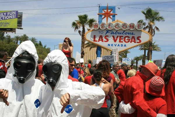 Accupy Monsanto Las Vegas