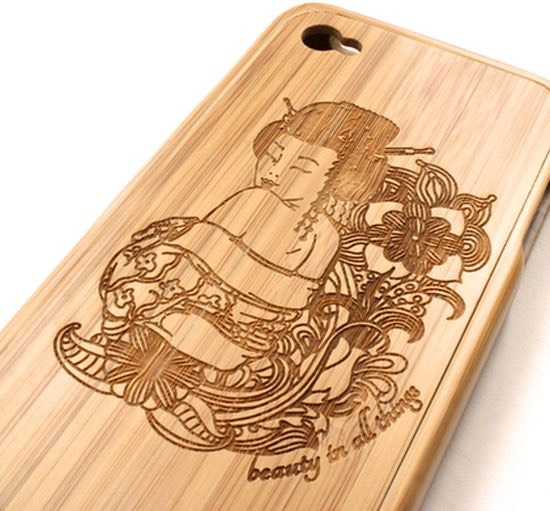 Mantrastyle-intros-ultra-slim-one-of-a-kind-bamboo-iPhone-covers